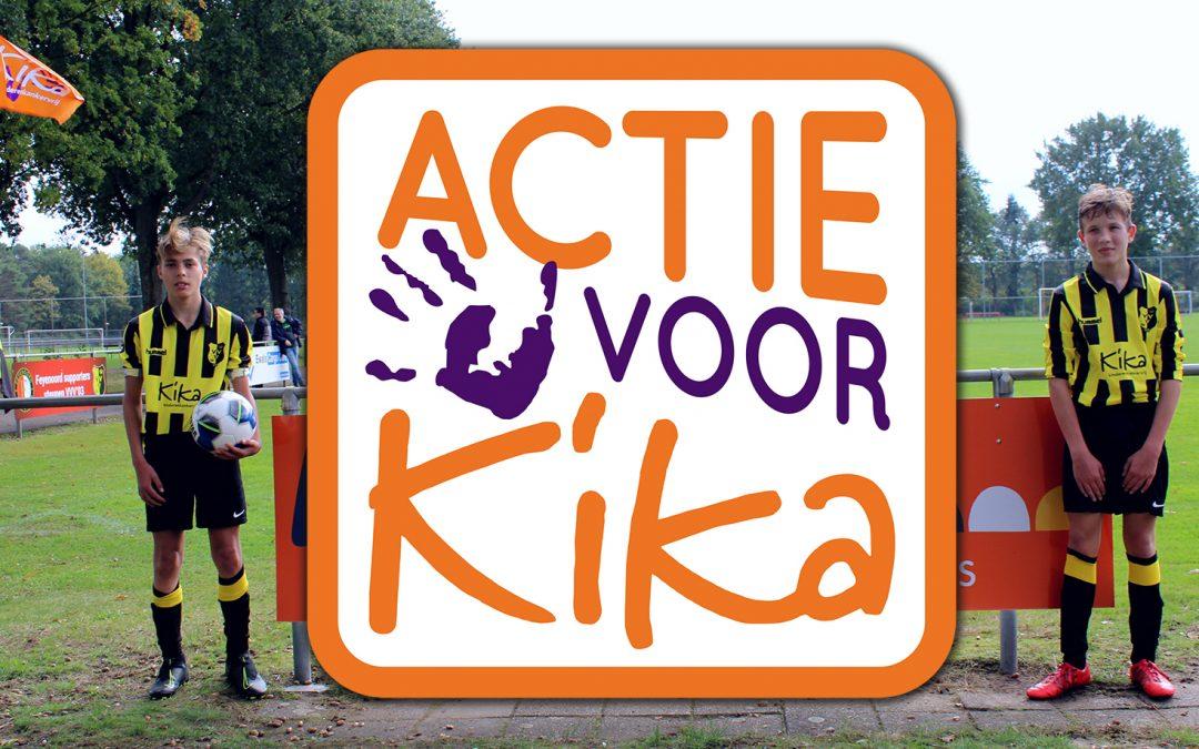 VVV'03 steunt KIKA