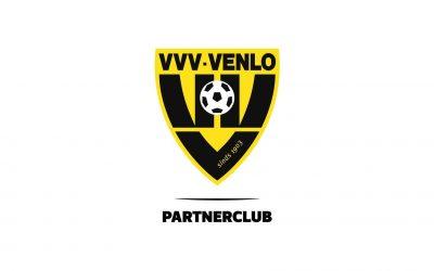Partnerclub van de week bij VVV-Venlo