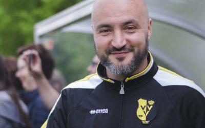 Goran Stojiljkovic ook volgend seizoen hoofdtrainer van VVV'03.